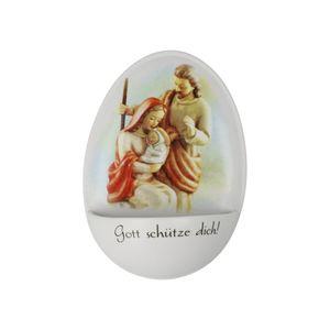 Goebel Weihnachten - Gloria 'Heilige Familie - Weihwasserkessel - 12cm'