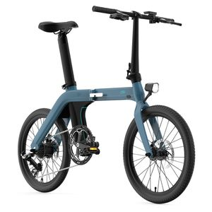 Fido D11 20 Zoll Elektrisches Fahrrad Faltbar Electric E-Bike 250W 36V 11.6Ah Wiederaufladbare Batterie, 30km/h