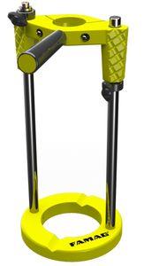 FAMAG Senkvorrichtung für Zapfensenker Max-Ø Senker 85 mm, gelb 140521000