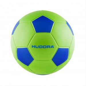 Hudora Softball / Softfußball Größe 4 grün/blau