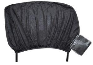 CarComfort Sonnenschutz Window Sock schwarz, 30284