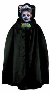 Widmann 3580N Umhang für Kinder, ca. 90cm, schwarz