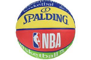 Spalding NBA Junior Outdoor 83047Z, Unisex, Basketball, Mehrfarbig, Größe: 5 EU