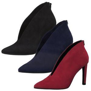 MARCO TOZZI Damen Pumps High Heel Stiletto 2-25019-25, Größe:38 EU, Farbe:Schwarz