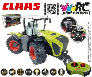 Happy People, Claas Xerion Traktor 5000