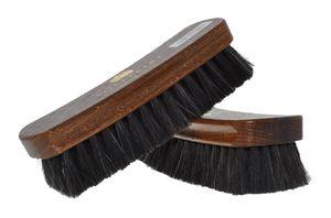 Solitaire Glanzbürste 17cm - Schuhpflege - Schwarz