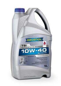 Ravenol Leichtlauföl TSi 10W 40 Teilsynthetisches Motorenöl 5L