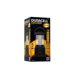 Duracell LED Camping Laterne 280lm Explorer Taschenlampe dimmbar Lampe Outdoor