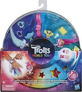 Trolls Überraschungstasche Tiny Dancers Greatest Hits 27 x 18,5 cm mehrfarbig