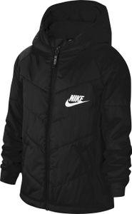 Nike U Nsw Synthetic Fill Jacket Black/Black/Black/White M