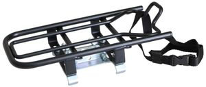 Steco Trägerkonstruktion universal E-Bike matt schwarz