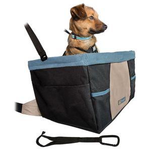 Kurgo Rover Booster Seat Autositz für Hunde blau