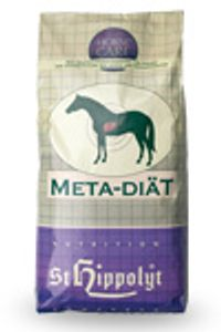 St.Hippolyt/Med  - 25kg - Meta-DiÄTfutter  Horse Care