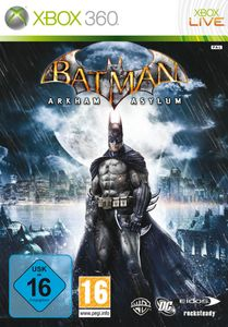 Batman: Arkham Asylum  [XBC]