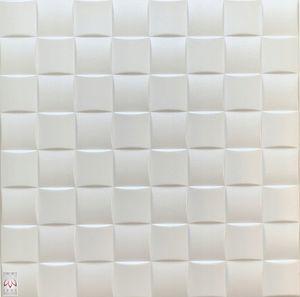3D Wandpaneele Wandverkleidung Deckenpaneele Platten Paneele Polystyrol XPS (0,25qm)