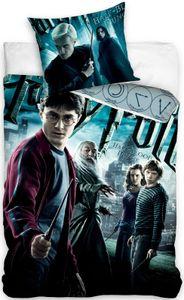 Harry Potter und der Halbblutprinz - Wende-Bettwäsche-Set, 135x200 & 80x80 cm