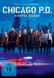 Chicago P. D. Staffel 7 - Universal Picture  - (DVD Video / TV-Serie)