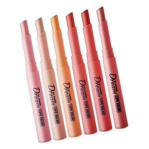 6 Farben Feuchtigkeitsspendende Matte Lippenstift Set Frauen Make Up Glatte Lippenstift Farbe