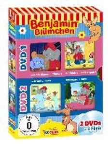 Benjamin Blümchen DVD-Box 05