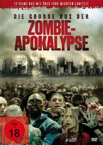Zombie-Apokalypse BOX (DVD) 12Filme4DVD Die große Box der Zombie-Apokalypse