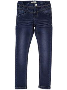 Name it Jeans Sus Indigo K Skinnny DNM Pant NOOS 13124472 blau, Größe:146