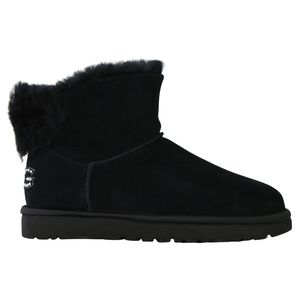 UGG Classic Bling Mini Boot Stiefel Damen Schwarz (1105364 BLK) Größe: 40 EU