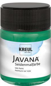 Javana Seidenmalfarbe dunkelgrün