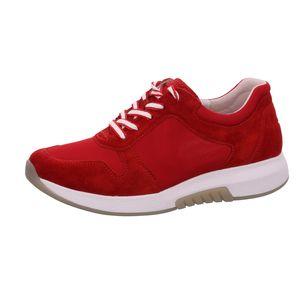 Gabor - Damen Sneaker in Rot - Rolling Soft