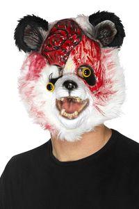 Panda Zombie Maske