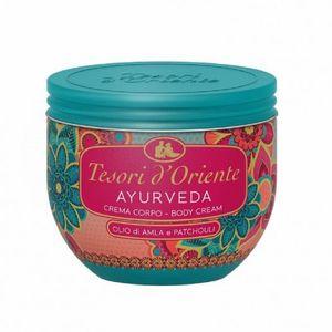 Tesori d'Oriente Ayurveda Aromatische Körpercreme 300 ml