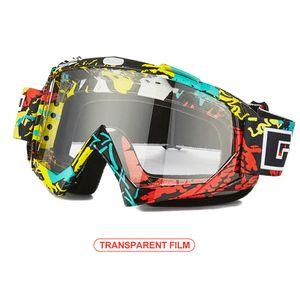 PC Sportbrille Motorrad Windschutzscheibe Brille Motorradbrille Radfahren