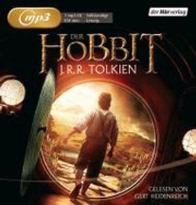 Heidenreich,Gert-Der Hobbit-Lesung (MP3)