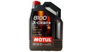 Motul 8100 X-clean+ 5W30 1 x 5 Liter Kanne