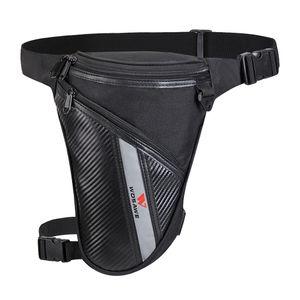 Wasserdicht Motorrad Hüfttasche Leicht Beintasche Sport Beinbeutel