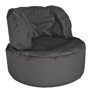 Magma Heimtex Sitting Point Sitzsack Bebop Uni SCUBA, D85x65 cm 210 l anthrazit; 34080 007