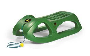 rolly toys SnowCruiser John Deere hohl geblasener Schlitten Maße: 94x44x27 cm; 20 016 0