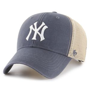 47 Brand Trucker Cap - FLAGSHIP New York Yankees vintage