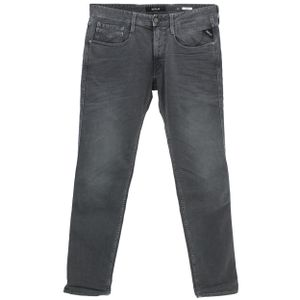21898 Replay, Anbass,  Herren Jeans Hose, Stretchdenim, stahlgrau, W 31 L 34