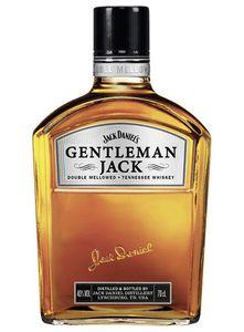 Jack Daniels Gentleman Jack Rare Tennessee Whiskey 0,7l (40% Vol)- [Enthält Sulfite]