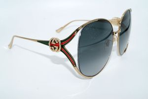 GUCCI Sonnenbrille Sunglasses GG 0225 001