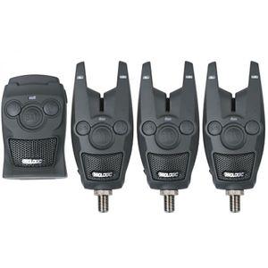 Prologic BAT+ Bite Alarm Set 3+1 - 3 Bissanzeiger + 1 Receiver
