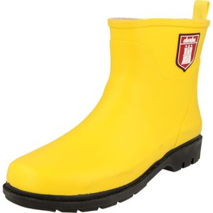 Derbe Pladderbotten gelb, Größe:42