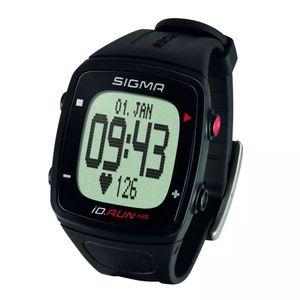 Sigma GPS-Sportuhr iD.RUN HR Schwarz 24900