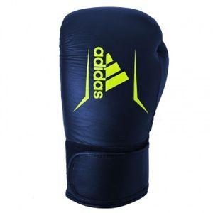 Adidas Speed 175 Bokshandschoenen Blauw/geel - 16 oz
