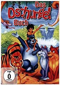 Das Dschungelbuch, 1 DVD