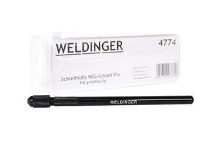 Schleifhilfe WIG-SCHLEIF-FIX von WELDINGER