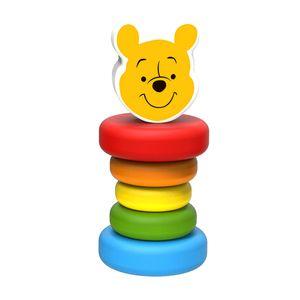 Disney Winnie Pooh Rassel Holz Spielzeug