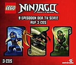 Lego Ninjago - Hörspielbox 2