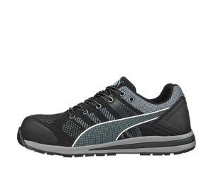 Puma Elevate Knit Black Low S1P 643160, Farbe:grau, Schuhgröße:44 (UK 9.5)