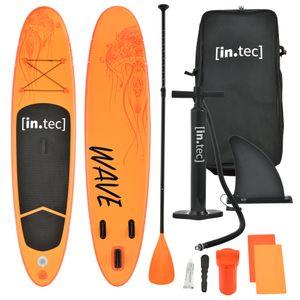 Stand Up Paddle Board Aufblasbar 305 cm SUP Paddelboard bis 85kg Surfboard Orange